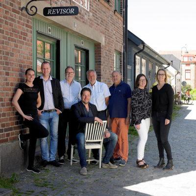 JTH Revisionsbyrå i Falkenberg